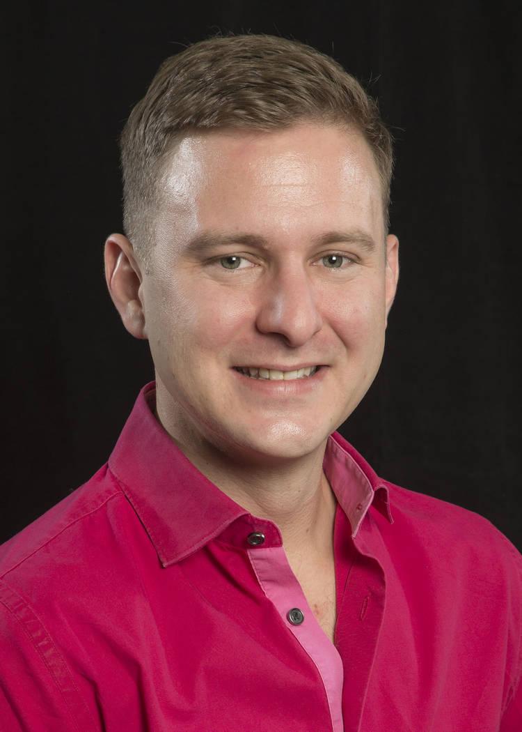 Cory Tiffin (Las Vegas Philharmonic)