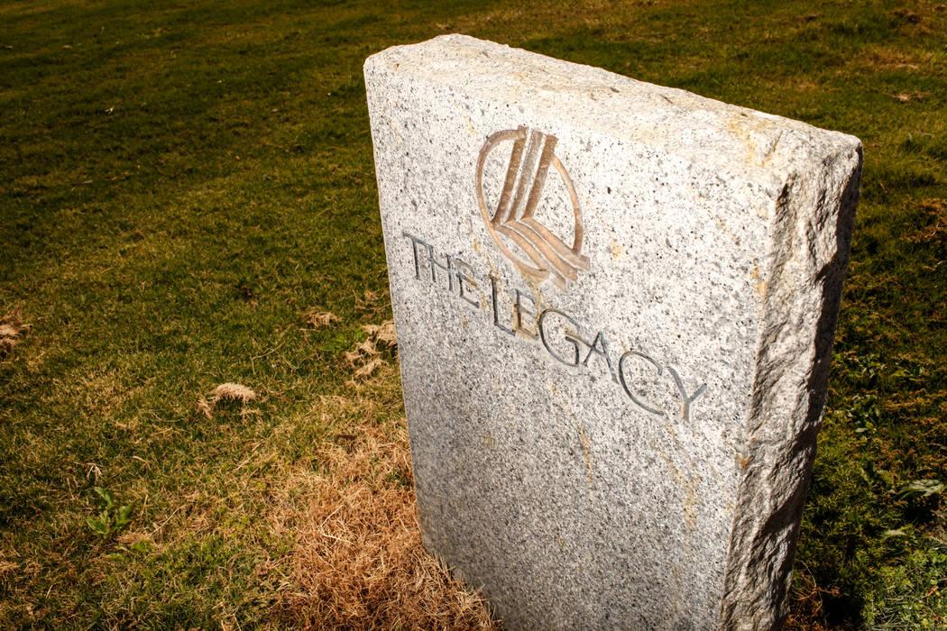 Legacy Golf Club in Henderson, Thursday, Oct. 12, 2017. Joel Angel Juarez Las Vegas Review-Journal @jajuarezphoto