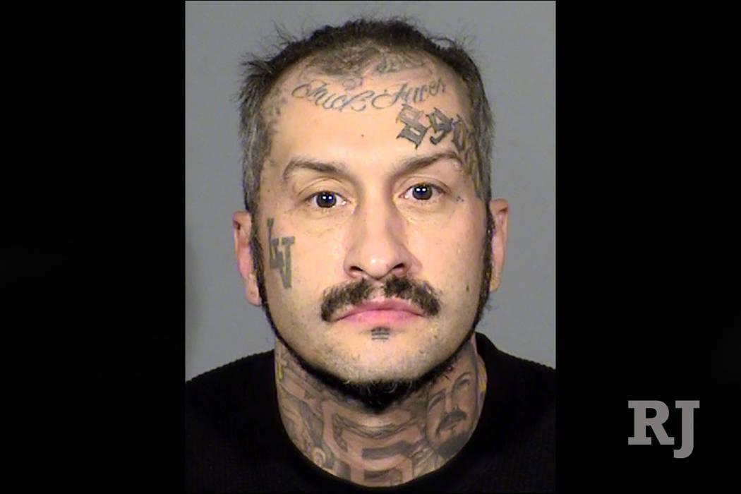 Raul Lara of North Las Vegas (North Las Vegas Police Department)