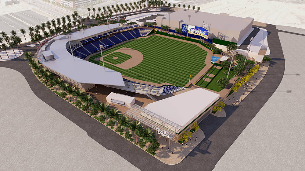 The Howard Hughes Corp. has announced plans to develop and construct a baseball stadium in Downtown Summerlin on approximately 8 acres just south of City National Arena. The new stadium, to be nam ...