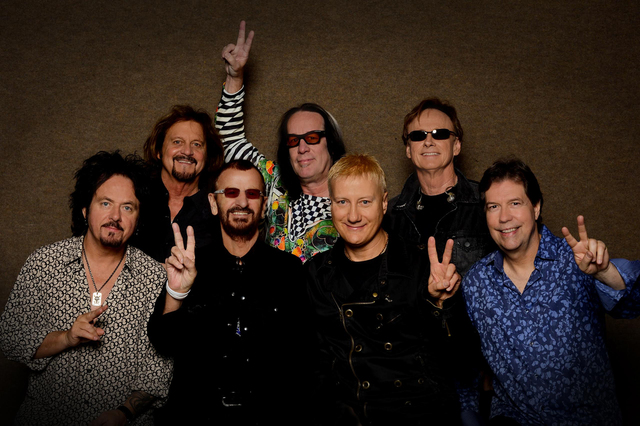 Ringo Starr and His All-Starr Band: The performance is scheduled at 7:30 p.m. Nov. 13 at The Smith Center for the Performing Arts, 361 Symphony Park Ave. Tickets are $39 to $154. Visit thesmithcen ...