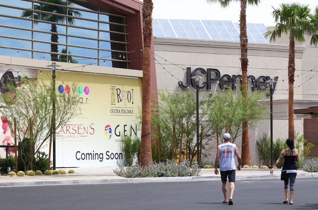Raiders store to open at Henderson's Galleria mall | Las