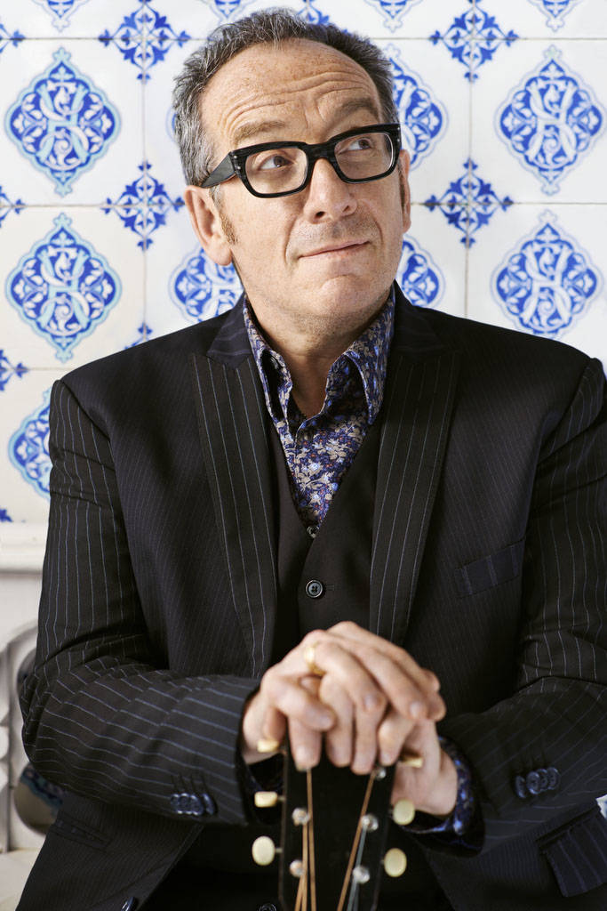 Rock superstar Elvis Costello is the latest headliner at Encore Theater at Wynn Las Vegas on Feb. 28 and March 2-3, 7, 9 and 10. (Mary McCartney)