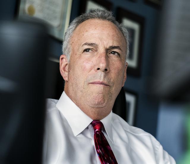 District Attorney Steve Wolfson. Jeff Scheid/Las Vegas Review-Journal