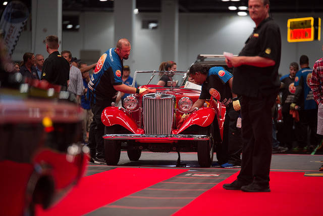 Mecum Auctions Mecum Auctions took the collector-car auction action to Denver in July with 591 vehicles on offer. In just two days, 411 vehicles sold for a 70 percent sell-through rate and an over ...