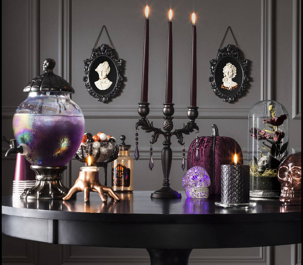 What S New For Halloween Decor Las Vegas Review Journal