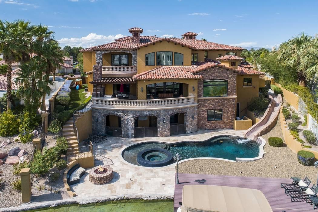 Former professional boxer Beibut Shumenov lists Lakes Estates home for $5.3 million