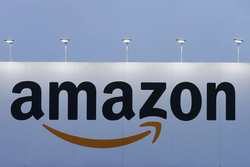 Government agencies in Southern Nevada have submitted a bid to bring Amazon's second headquarters to the Las Vegas area. (Pascal Rossignol/Reuters)