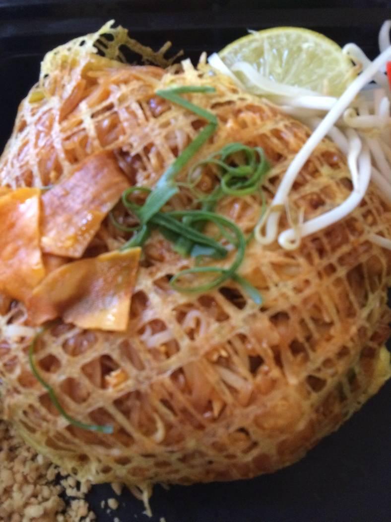 Former casino pastry chef part of arawan thai bistro las for Arawan thai cuisine menu