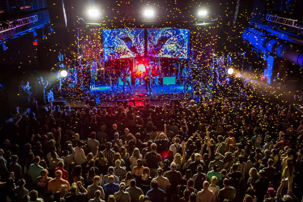 Brooklyn Bowl Las Vegas at The Linq in Las Vegas on April 28, 2015. (Erik Kabik/Las Vegas Review-Journal)