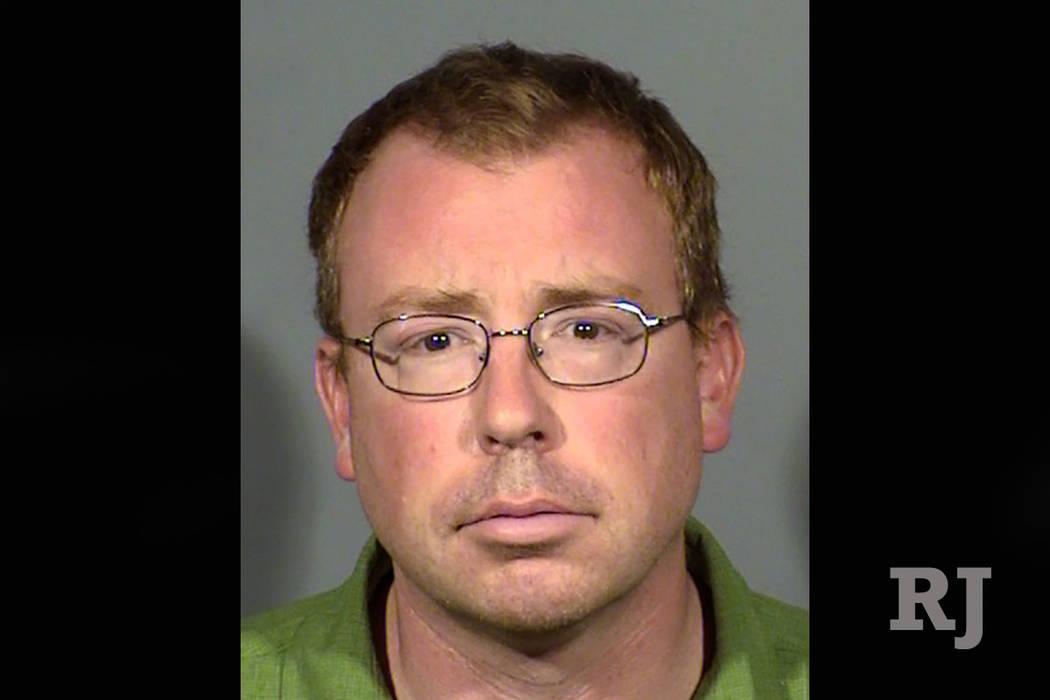 Paul Joseph Fister Jr., 45 (Las Vegas Metropolitan Police Department)