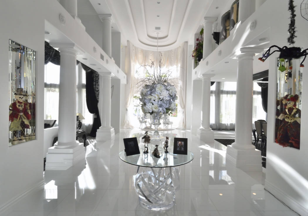 In 2014, Frank Marino and his partner, Alex Schechter, vice president of SPI Entertainment, purchased their two-story, five-bedroom home for $1.7 million dollars, then spent $4 million remodeling  ...