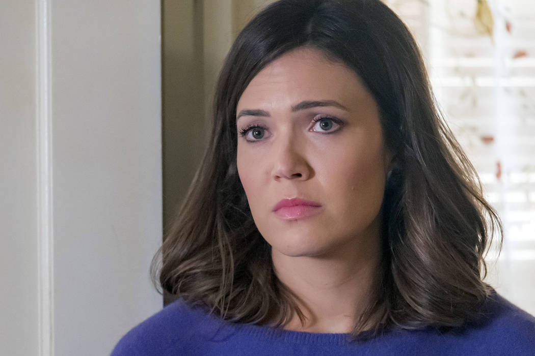 """Ron Batzdorff/NBC Mandy Moore in """"This Is Us."""""""