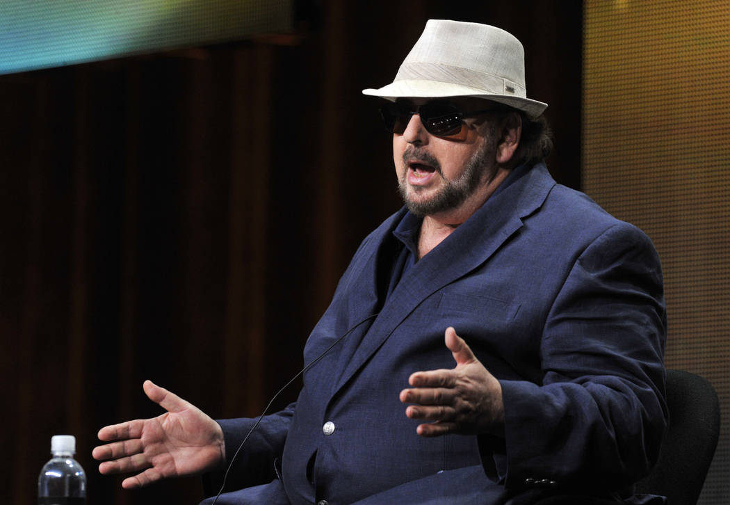 James Toback takes part in a panel discussion during HBO's Summer 2013 TCA panel at the Beverly Hilton Hotel in Beverly Hills, Calif. (Photo by Chris Pizzello/Invision/AP, File)