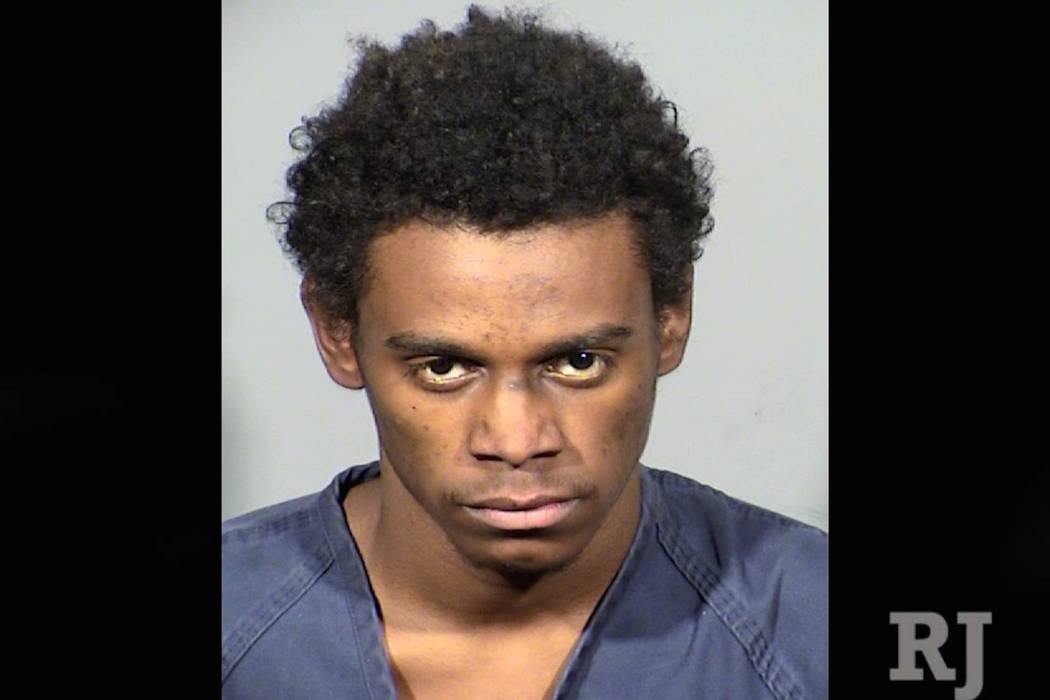Juh'Juan Washington, 21 (Las Vegas Metropolitan Police Department)