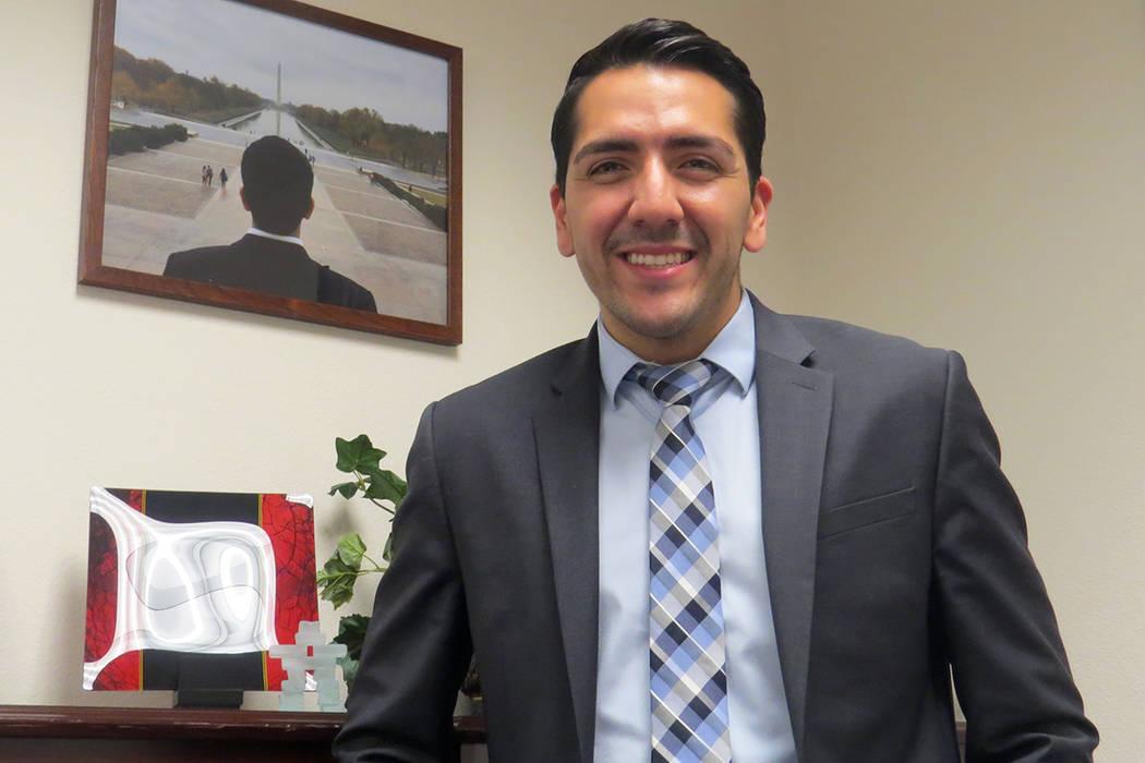 Nelson Araujo. Photo by Anthony Avellaneda/El Tiempo.