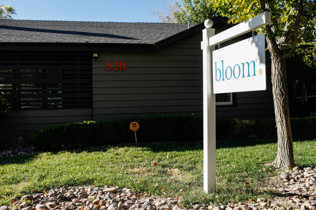 Bloom, a coworking space for women, in Las Vegas, Tuesday, Oct. 24, 2017. Joel Angel Juarez Las Vegas Review-Journal @jajuarezphoto