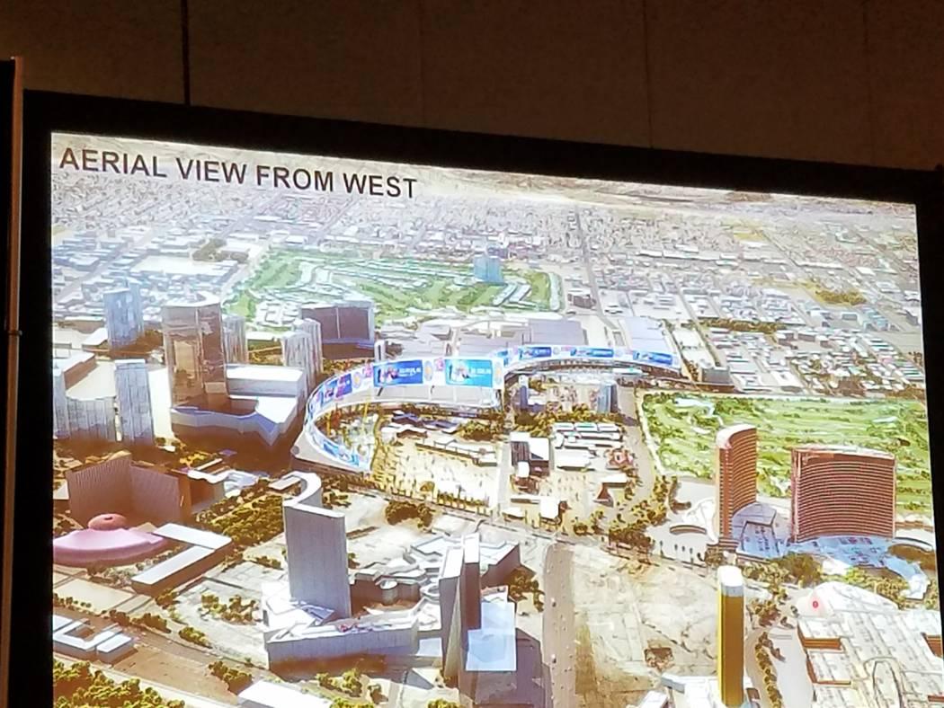 RV Architectures Presentation On Wednesday Oct 25 2017 In Las Vegas