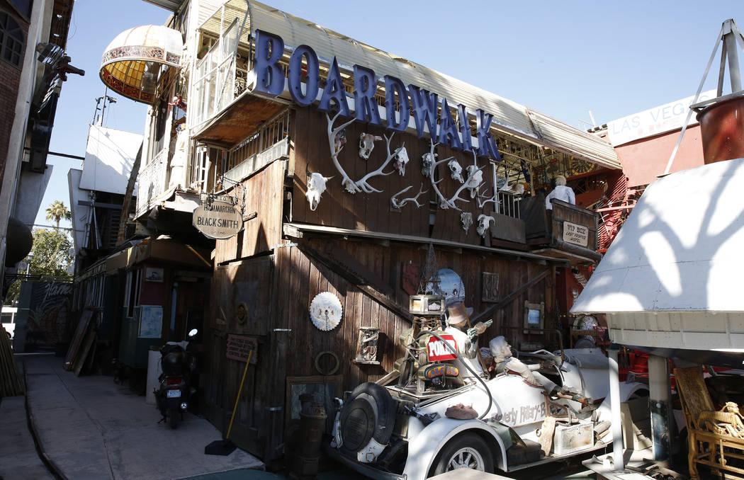 Former Lt. Gov. Dr. Lonnie Hammargren's collection at his Las Vegas home at 4300 Ridgercrest Drive, Thursday, Oct. 26, 2017. Bizuayehu Tesfaye Las Vegas Review-Journal @bizutesfaye