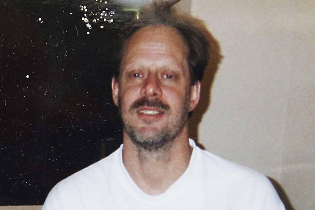 Las Vegas gunman Stephen Paddock in an undated photo.(Eric Paddock via AP)