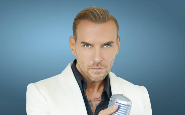 Matt Goss is the new headliner at The Mirage, launching a residency at 1Oak at The Mirage on Dec. 2. (MGM Resorts)
