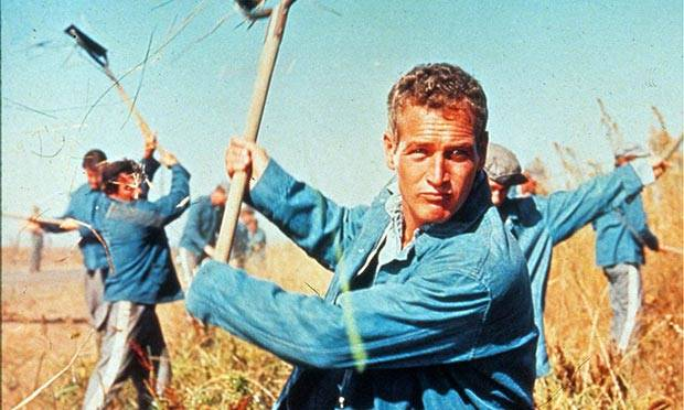"One of Paul Newman's most popular films, ""Cool Hand Luke"" (1967), will play at Megaplex Theaters Sept. 18 and 20."