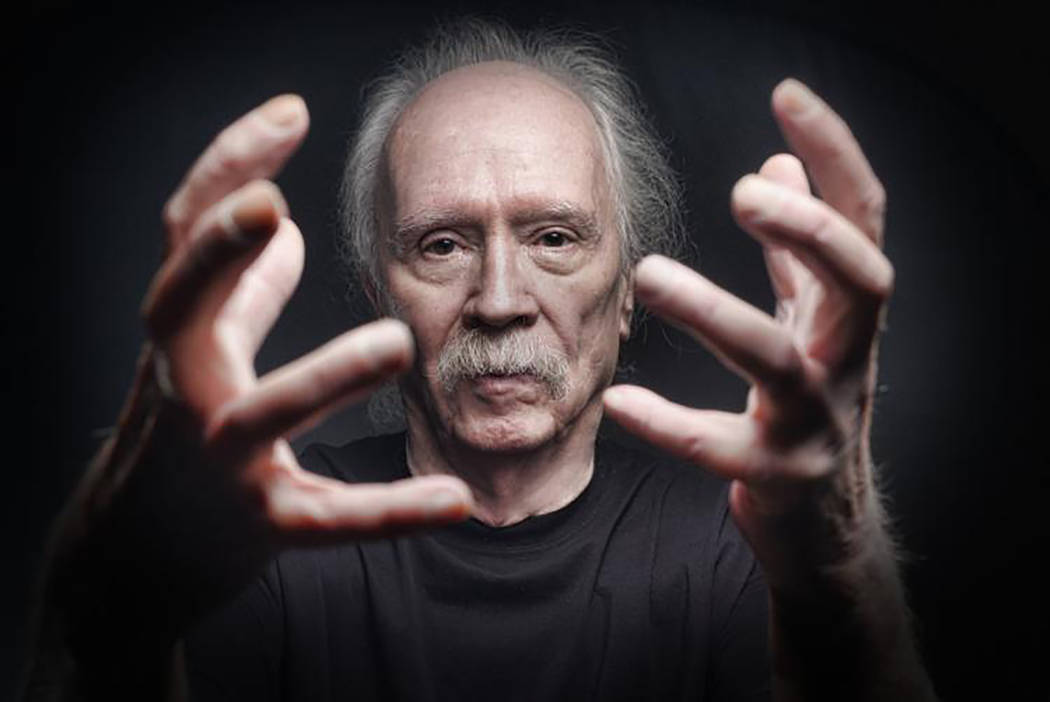 director and composer john carpenter performed some of his iconic movie scores live with a five