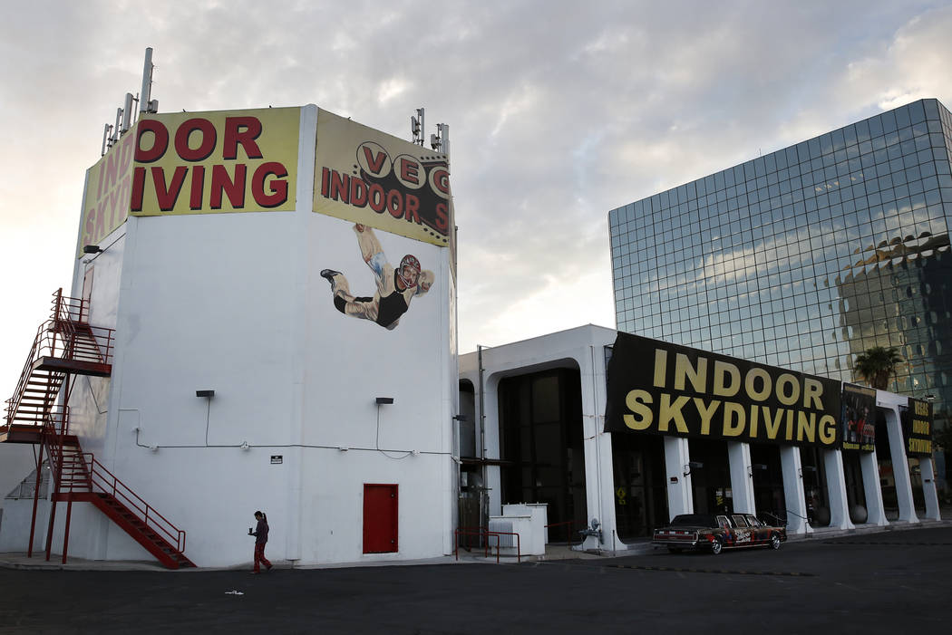 Major hotel envisioned near Las Vegas Convention Center