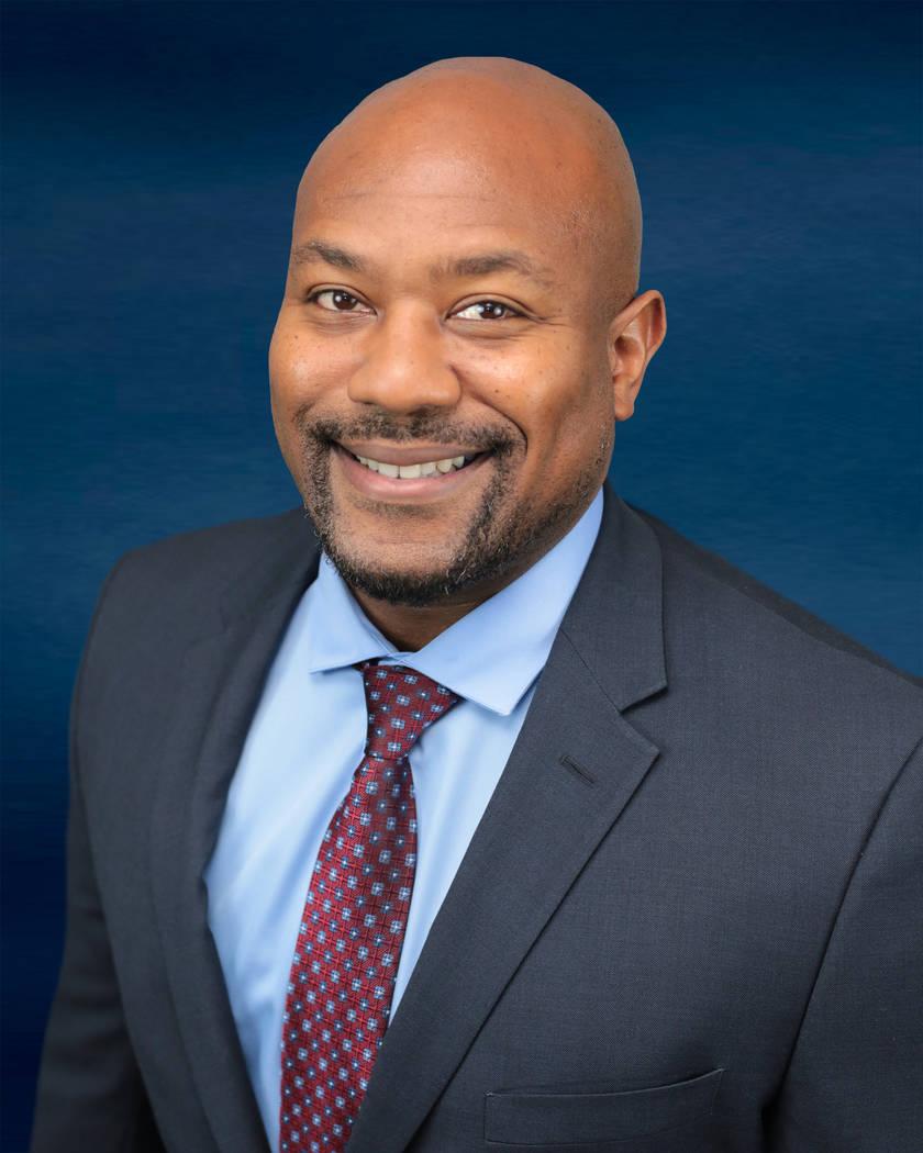 Damon Hunter, manager of Henderson Chamber of Commerce Foundation