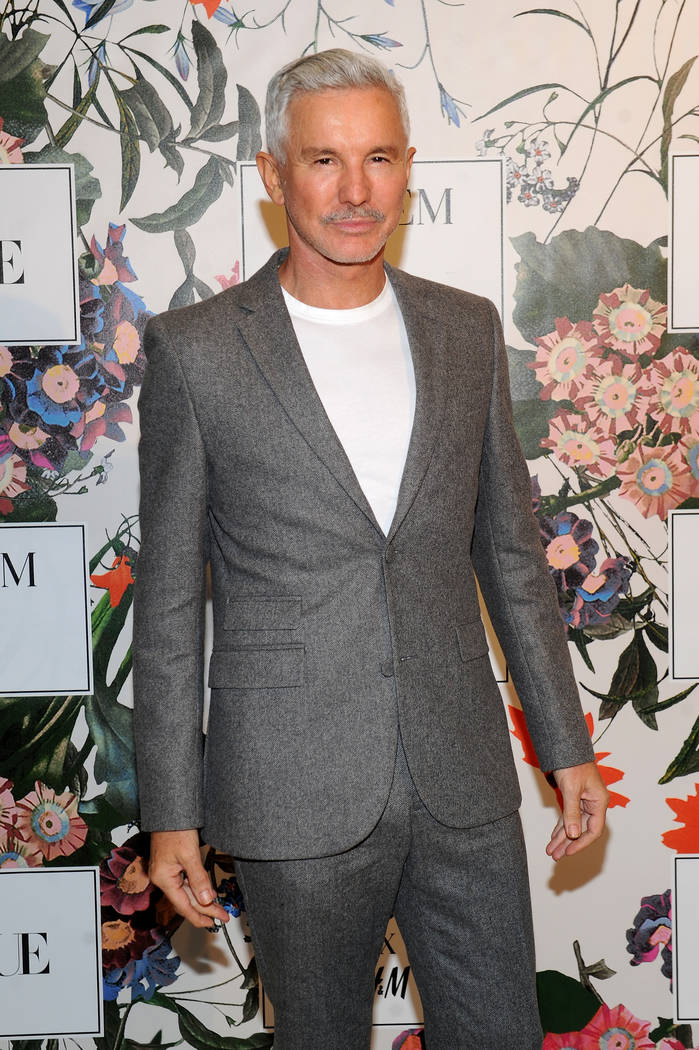 NEW YORK, NY - OCTOBER 24: Baz Luhrmann attends the ERDEM X H&M Exclusive Event at H&M Flagship Fifth Avenue Store on October 24, 2017 in New York City.  (Photo by Brad Barket/Getty Images ...
