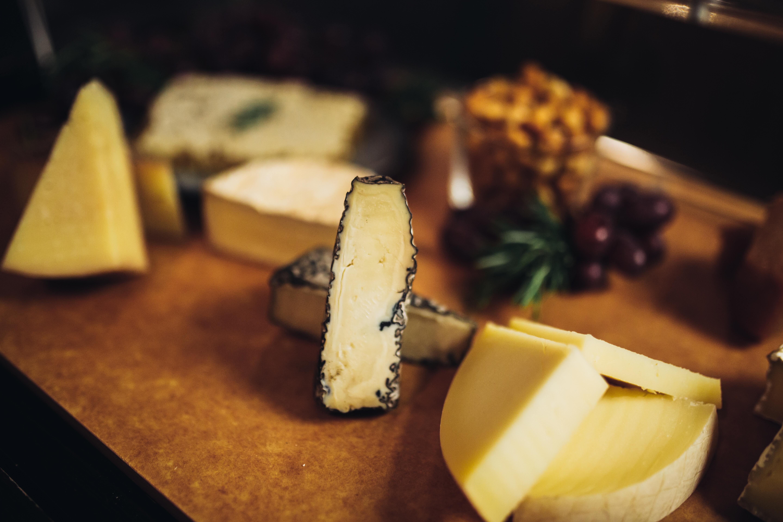 Cheese Cart 1 by Antonio Diaz