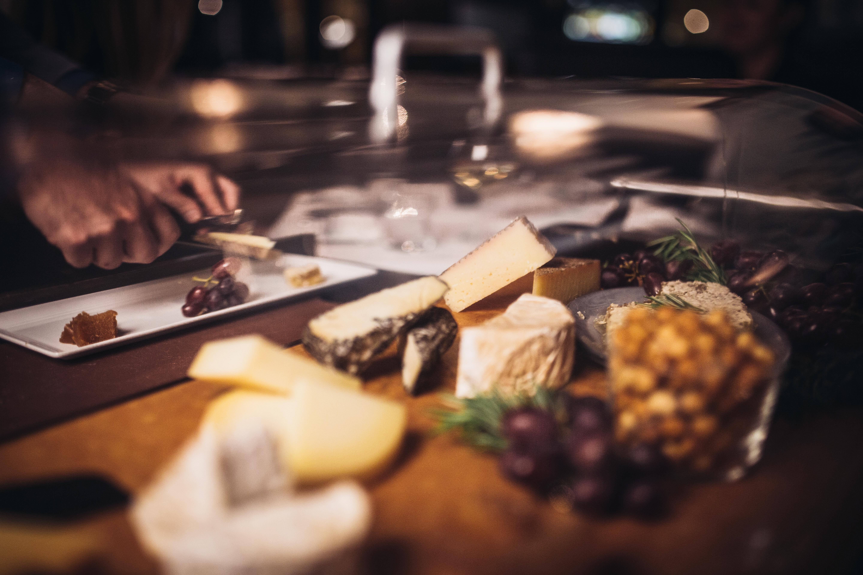 Cheese Cart 2 by Antonio Diaz