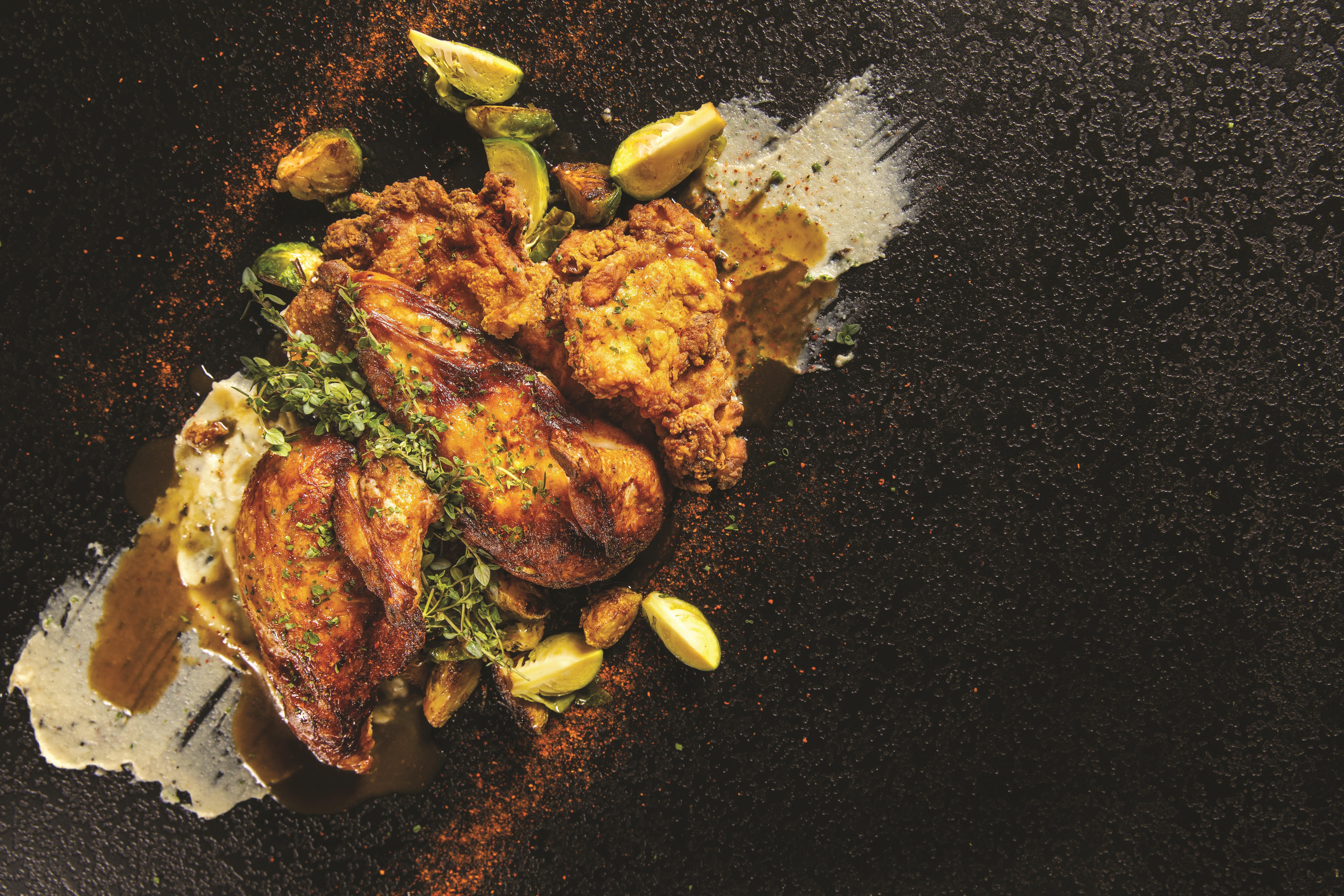 Mandalay Bay - Libertine Social - Petaluma Chicken