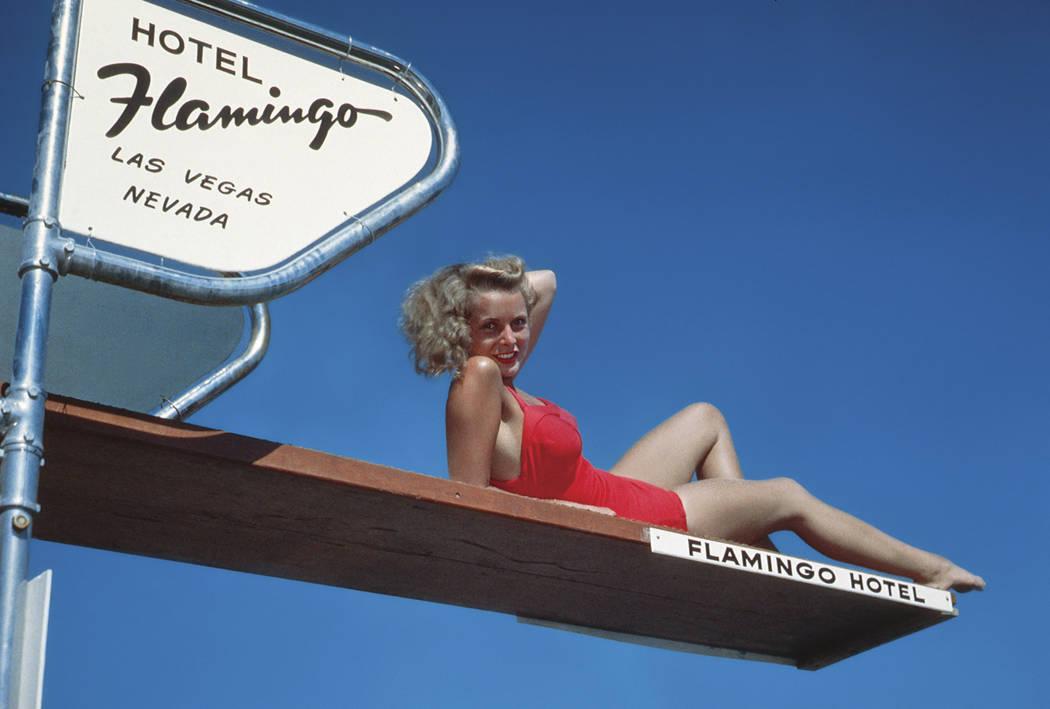 2 New Photo Books Explore Glamour Of Retro Las Vegas Photos