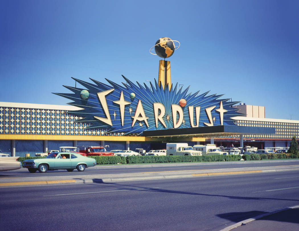 """From """"Vegas Gold"""" by David Wills The Stardust 1970 - Charles Phoenix Collection.jpg"""