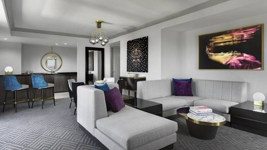 Photo of a room at The Cosmopolitan of Las Vegas.