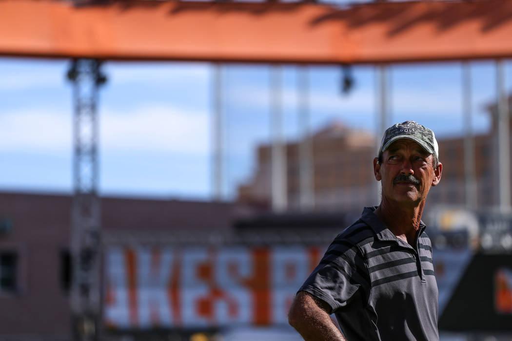 Rainey Statum of Houston competes during the Major Series of Putting in Las Vegas, Friday, Nov. 3, 2017. Joel Angel Juarez Las Vegas Review-Journal @jajuarezphoto