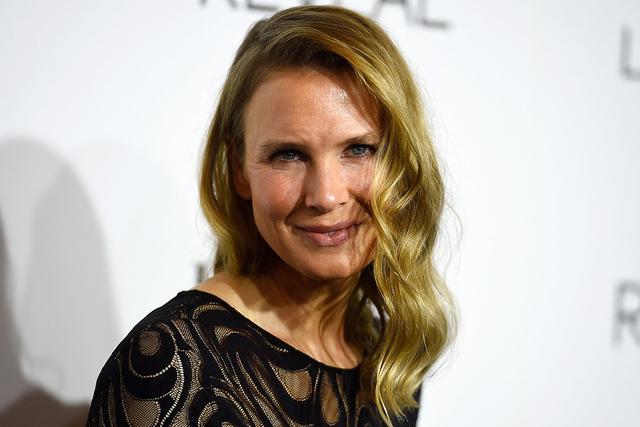 Renée Zellweger.  Agencia