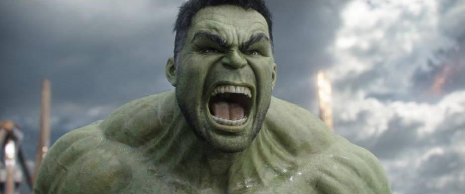"Mark Ruffalo stars in ""Thor: Ragnarok."" (Marvel Studios)"