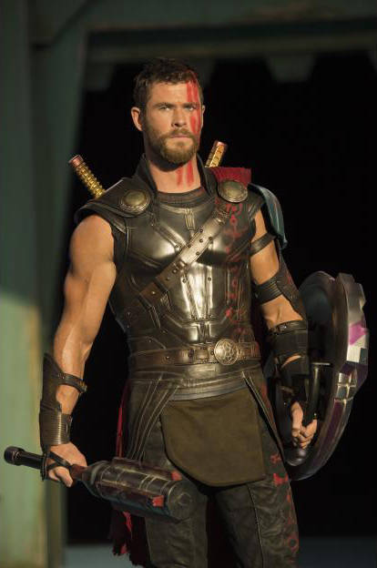 "Chris Hemsworth stars in ""Thor: Ragnarok."" (Marvel Studios)"