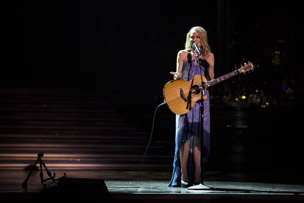 Singer-songwriter Jewel performs at a  charity concert event presented by Sands Cares at the Palazzo on Friday, May 19, 2017. Patrick Connolly Las Vegas Review-Journal @PConnPie