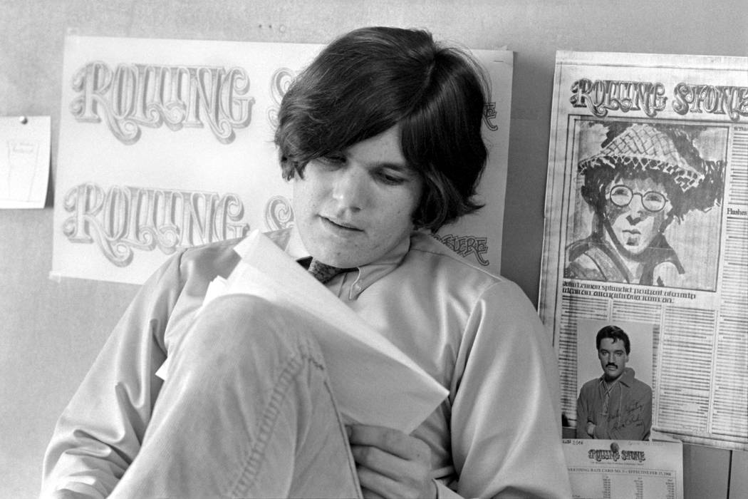 Jann Wenner. photo: Baron Wolman/courtesy of HBO