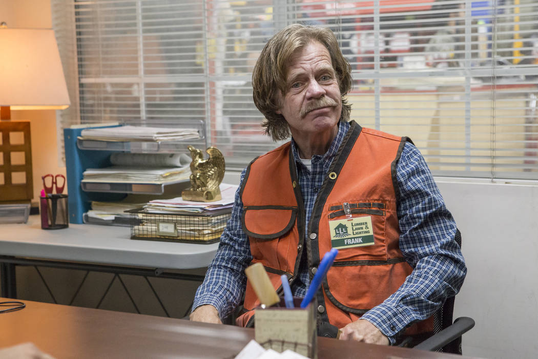 William H. Macy as Frank Gallagher in Shameless (Season 8, episode 2) - Photo: Paul Sarkis/SHOWTIME
