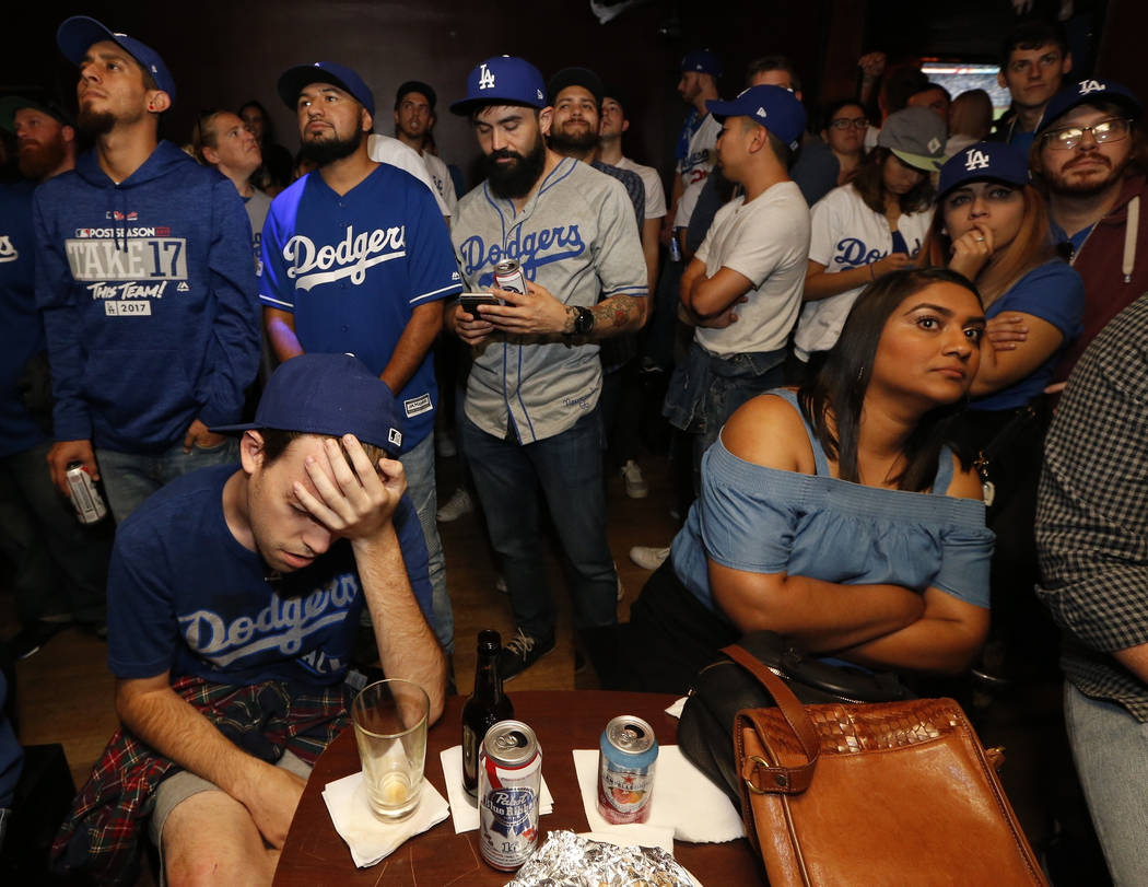 Image result for la dodgers world series game 7 loss
