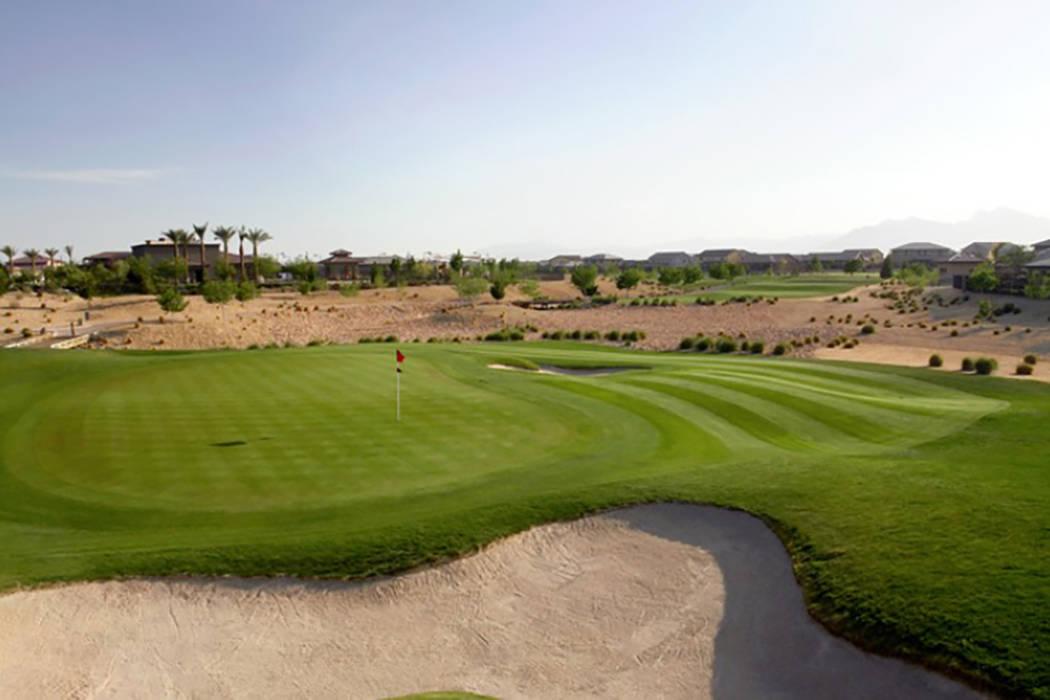 Aliante Golf Club (Screenshot/www.aliantegolf.com)