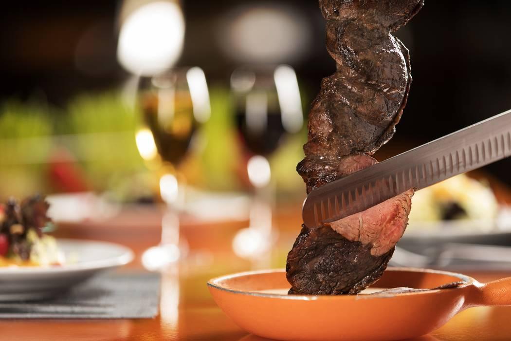 Fantastic Mirage Buffet Rolls Out Chefs Table Experience Las Vegas Interior Design Ideas Oteneahmetsinanyavuzinfo
