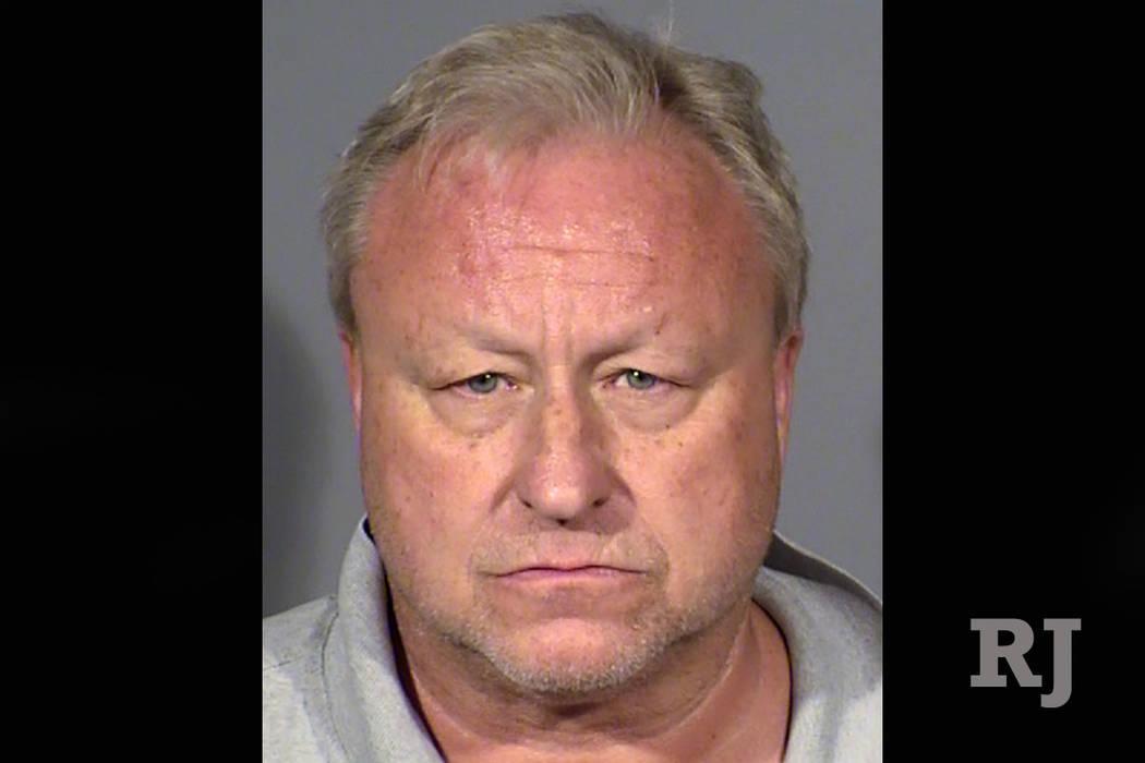 Scott Weissinger, 56 (Las Vegas Metropolitan Police Department )