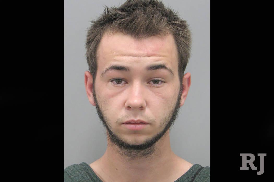 Anthony Martzen (Henderson Police Department)