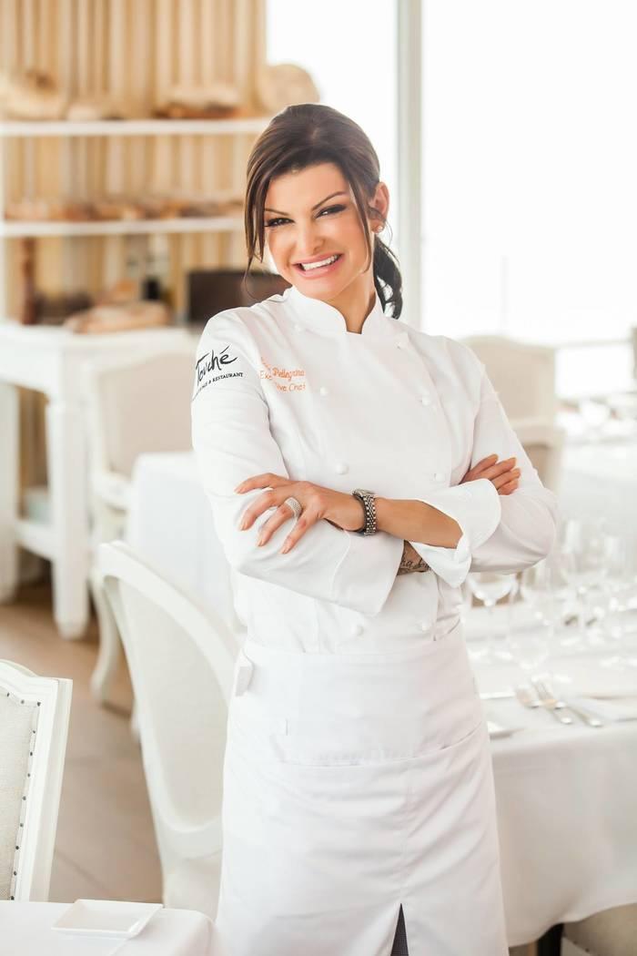 Chef Carla Pellegrino. (Courtesy)