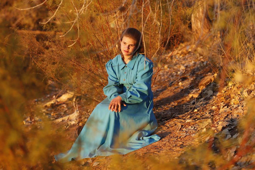 Shirlonna Barlow poses for a photo in Colorado City, Ariz., last month. (AP Photo/Rick Bowmer)